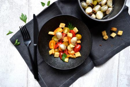 Salade de tomates-cerises