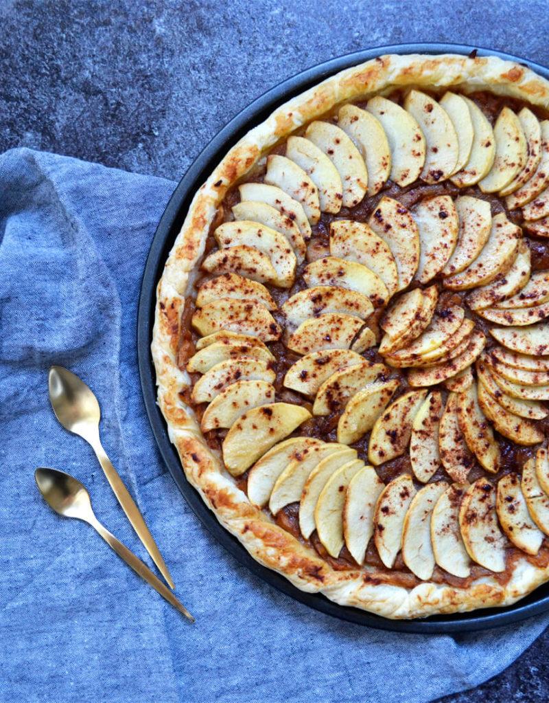 Tarte Aux Pommes Facile A Faire Gateaux Mauricette