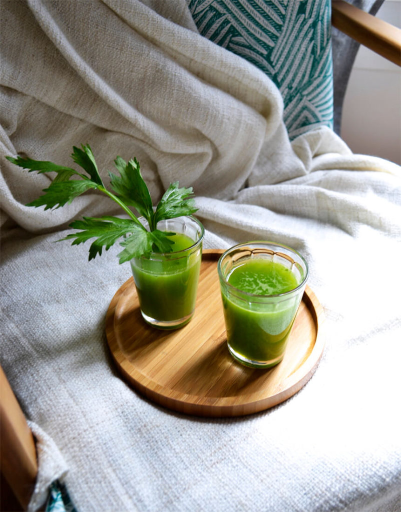 Comment faire un green juice ?