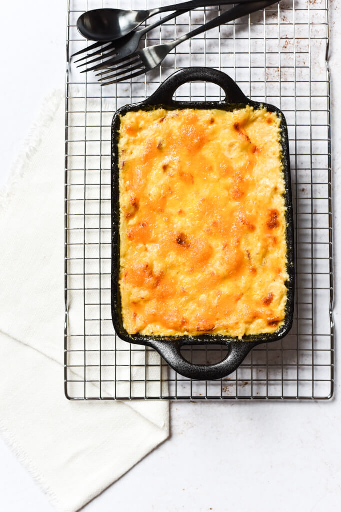 Mac and cheese au fromage