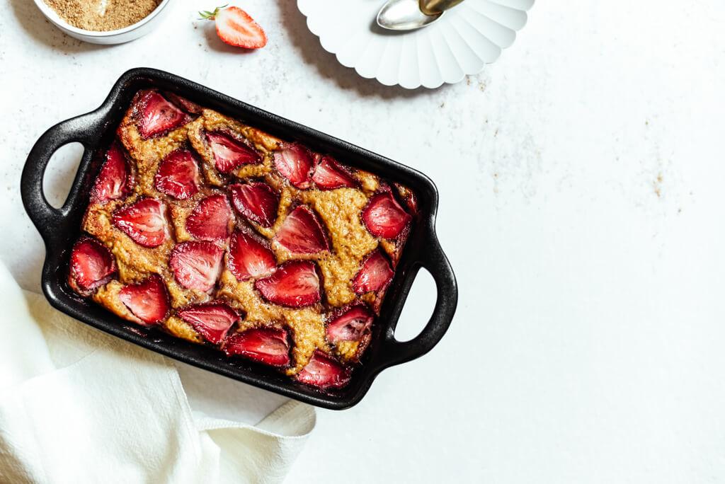 Gâteau Weight Watchers aux fruits