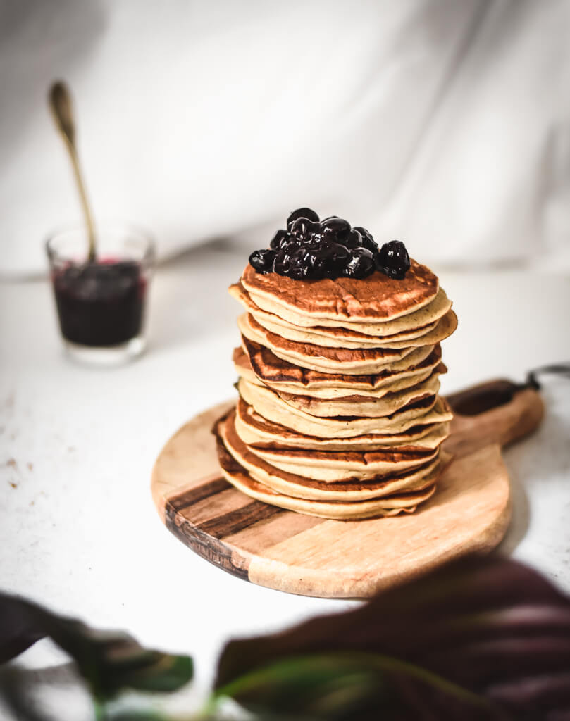 Pancakes banane Weight Watchers faciles