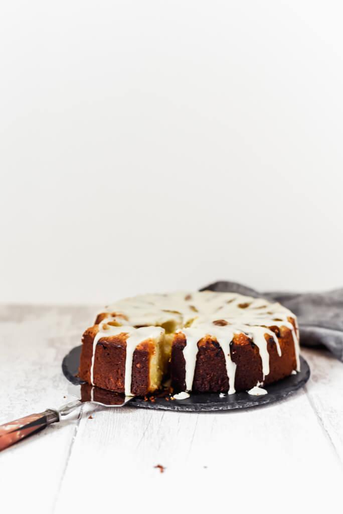 Gâteau vegan sans oeuf