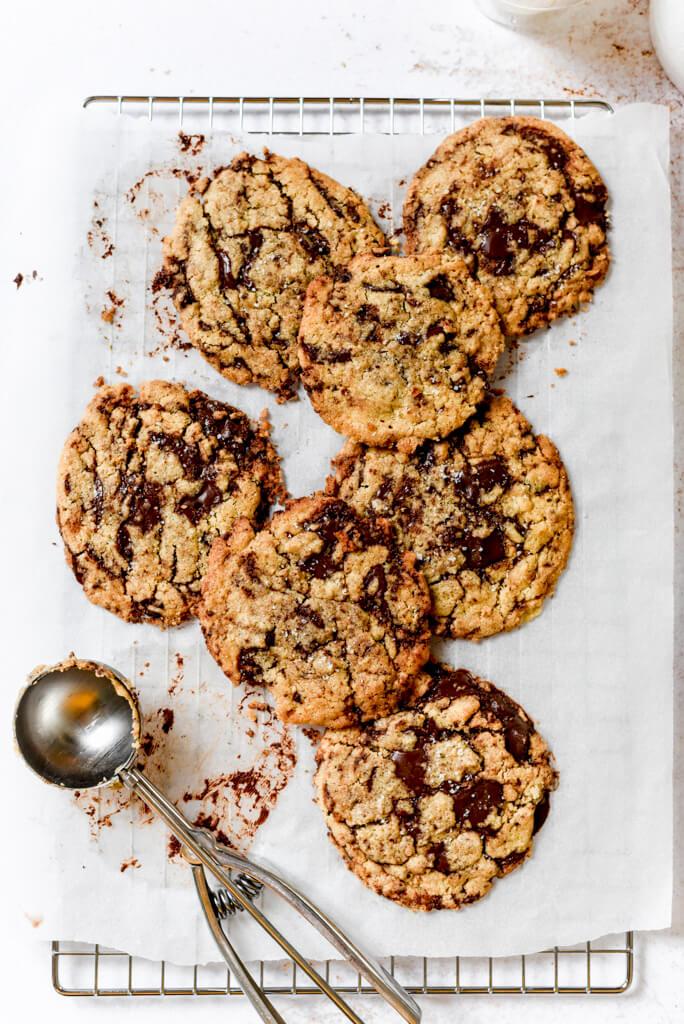 Comment faire les meilleurs cookies au chocolat